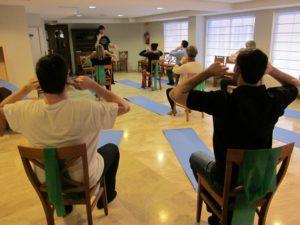 Pilates en la empresa
