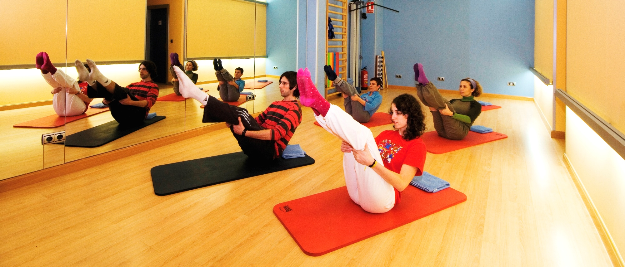 Clase Pilates Zaragoza