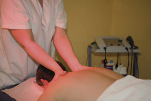 Tipos de masaje fisioterapia