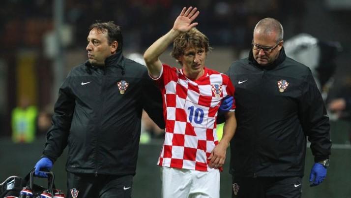 Claves de la lesión y la recuperación de Luka Modric