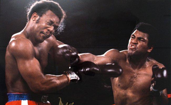 Ali y Foreman