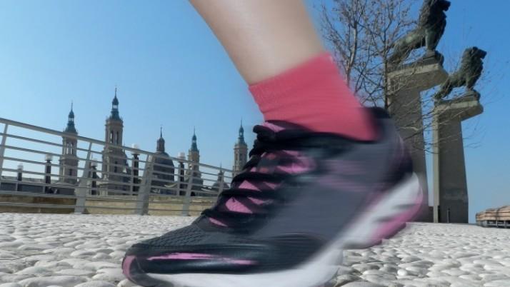 4 rutas para correr en Zaragoza
