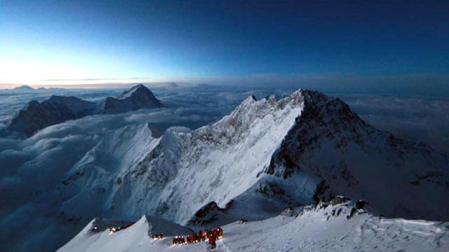 Beck-Weathers-Everest