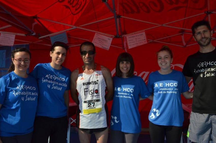 ASERHCO en la carrera 10k Zaragoza