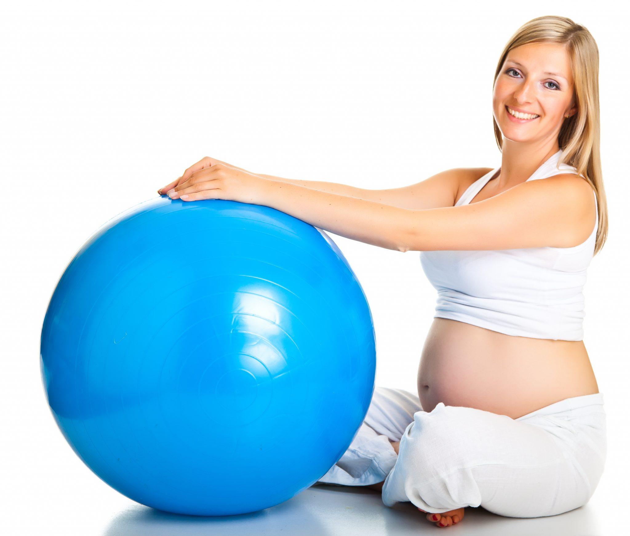 Cuídate durante el embarazo con Pilates - Aserhco ...