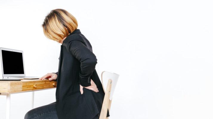 ¿Cómo aliviar el dolor de espalda con Pilates?