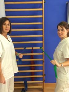 Prácticas de fisioterapia en Zaragoza