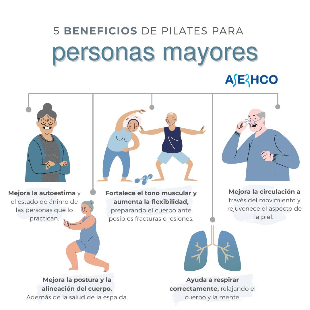 pilates adaptado a personas ancianas