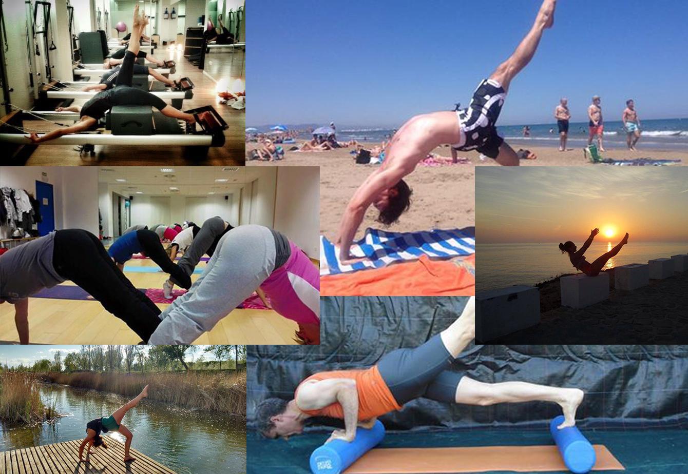 Concurso Fotografía Pilates