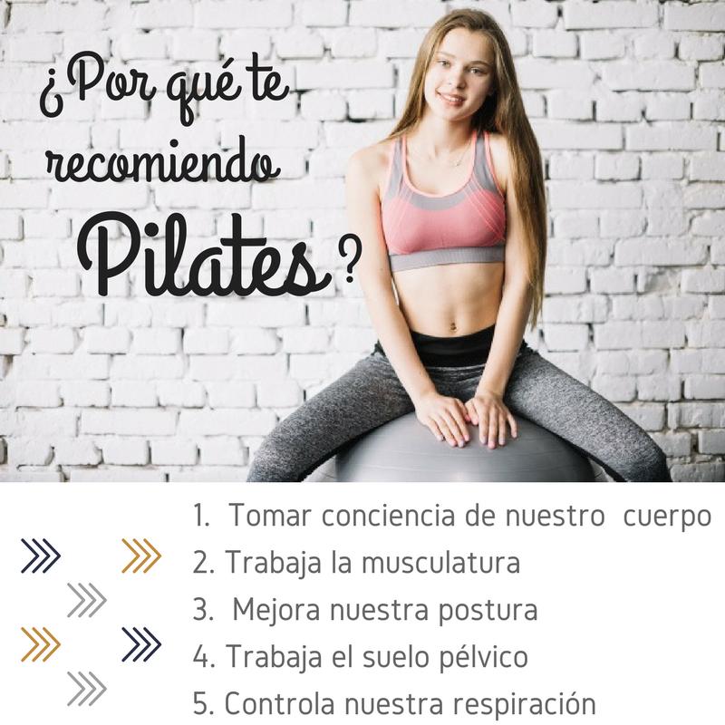 Clases de Pilates en Zaragoza