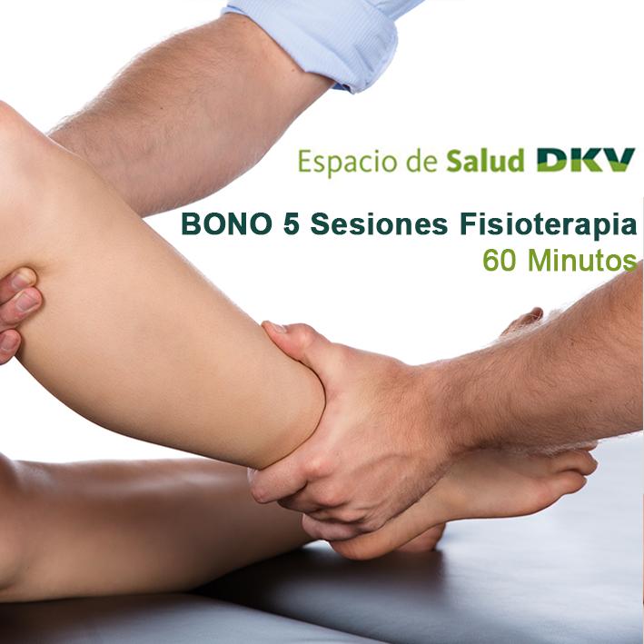 Bono de Fisioterapia Paseo Constitución