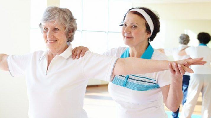 Actividades para mayores de 60 años