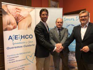 Acuerdo ASERHCO y Balneario de Ariño