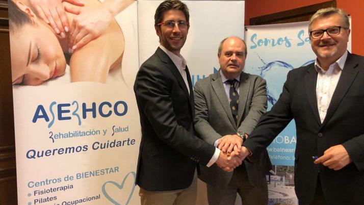 ASERHCO y el Balneario de Ariño unidos para mejorar la salud de nuestros clientes