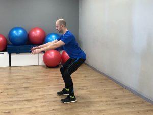 Sentadillas, 5 ejercicios para ponerte en forma
