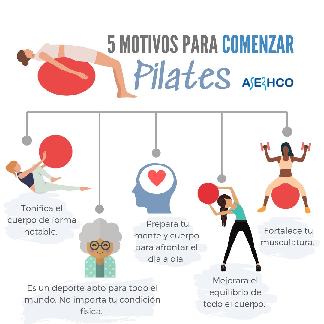 beneficios de comenzar pilates