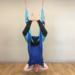 5 ejercicios de Pilates Columpio