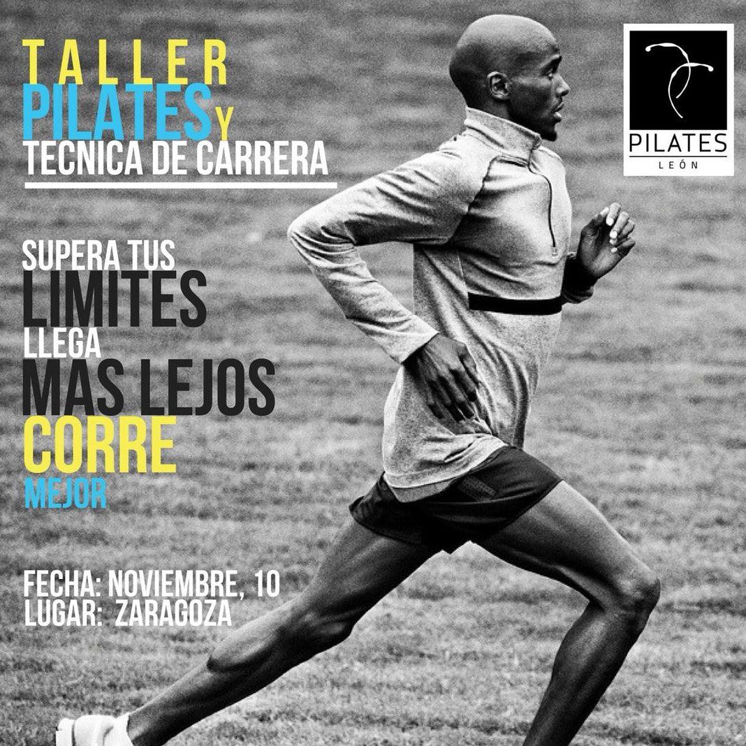 Taller Pilates y técnica de carrera Zaragoza