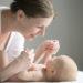 Masaje infantil – 6 beneficios para tu bebé