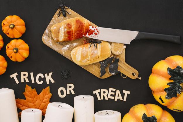 comer-en-halloween