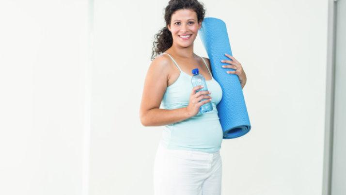 Postparto y Pilates: la mejor ayuda para las madres