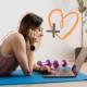 Plataforma de ejercicio online solidaria